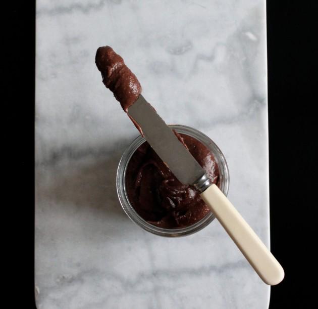 Nutella, nøddecreme, chokocreme